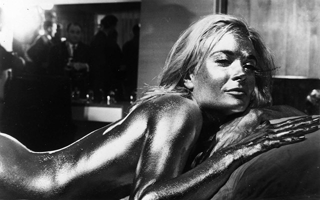 Eaton in Goldfinger (1964)